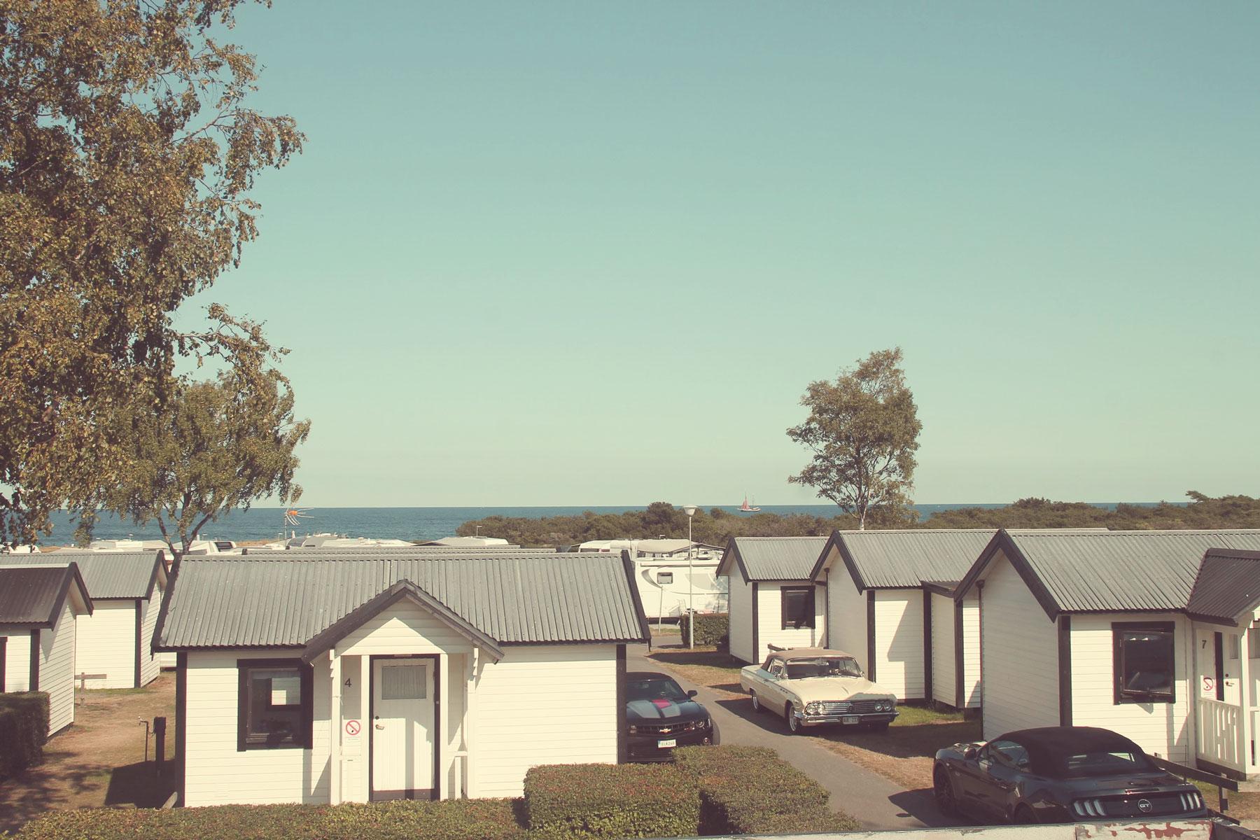 Stugor på Tobisviks Camping